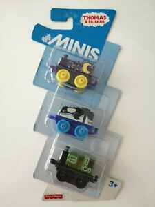 BNIB THOMAS & FRIENDS___3pk minis FISHER PRICE
