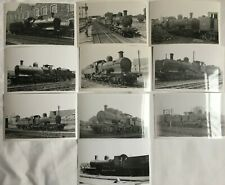 More details for lot of 10 photographs of 32xx class steam locomotives