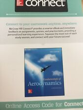 Connect Access Card for Fundamentals of Aerodynamics 6th Edition