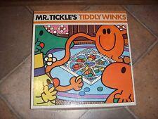 VIntage Mr Men Mr Tickle Tiddly Winks by Michael Stanfield