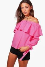 Camisas y tops de mujer blusa de color principal rosa Talla 42