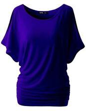 Camisas y tops de mujer blusa sin marca color principal azul