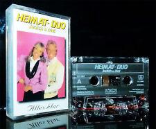 Patria Duo Judith & Mel tutto chiaro 12 titolo CUOCO INTER Tape MC CASSETTA CASSETTE