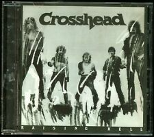 Crosshead Raising Hell CD new Cult Metal Classics CULTMETAL073