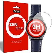 2x ZenGlass Pellicola protettiva in vetro Orologio 34.5 mm diametro I Protezione