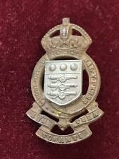 Military Royal Army Ordnance Corps Badge Button?