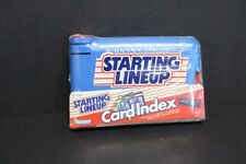 1989 KENNER STARTING LINEUP SLU CARD INDEX CASE BOX SEALED