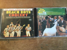 The Beach Boys [2 CD Alben] Concert + Pet Sounds