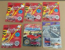 Johnny Lightning Limited Edition Edition Diecast Car Lot VTG 90s Series 1 - 5