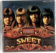The Sweet, Anthology; 17 track Japanese CD