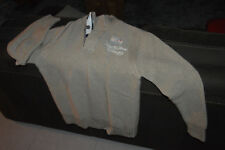 Pull GAASTRA laine beige taille M