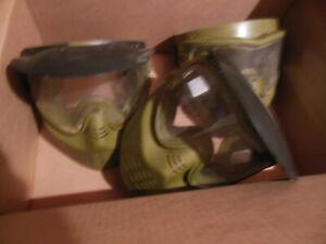 Paintball Masks,,