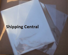 Clear shrink wrap Bags 10x15 High Clarity Heat Shrink Bags You Choose Quantity