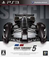 PS3 Gran Turismo 5 V Spec II Japan PlayStation 3 F/S