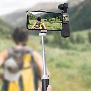 Metal Handheld Phone Holder Bracket Foldable for DJI Osmo Pocket Accessories