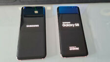 2 X Samsung Galaxy S8 64GB (Unlocked) - Rose Pink - FOR SPARES OR REPAIR