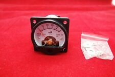 AC 0-100mA Analog Ammeter Panel AMP Current Meter SO45 directly Connect