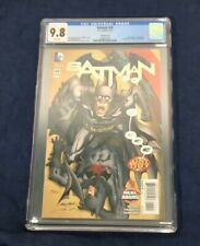 BATMAN #49 CGC 9.8 DC COMICS 4/16 VARIANT NEAL ADAMS COVER DEADMAN HOMAGE 52