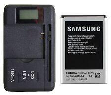 New 1500mAh Battery EB504465VU & Universal Charger for Samsung Admire SCH-R720