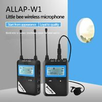 Kacallap Allap-W1 1*Trigger 1*Receiver Wireless Microphone For SLR Camera ILDC