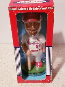 St Louis Cardinals Mark McGwire Bobblehead 2001 Collectible Series original box