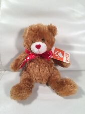 BOYDS VALENTINE ROLY-POLY LOVE BUDDY - LIL LOVEY THE BEAR w/HEART NOSE NEW/2014