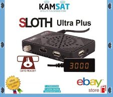 Dekoder Tuner Box Hdmi HD Opticum Sloth Ultra + Smart HD Seca Mediaguard Cyfra+