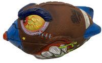 Vintage Super Madballs Touchdown Terror Football 80's Monster Toys Sports Ball