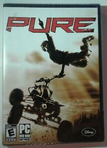 Pure (PC, 2008) DVD - BRAND NEW Y SEALED