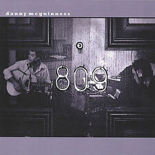 Room 809 Mcguinness, Danny MUSIC CD