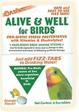 Oasis Alive & Well for Birds 6 fizz tablets