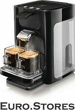 Philips Senseo Quadrante HD7863/60 Coffee Pod Machine Black Color Genuine NEW
