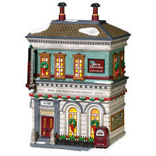 Dept 56 - City Post & Telegraph Office