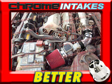 CF BLACK RED 86-89 TOYOTA CELICA ST/GT/GTS 2.0L 4CYL AIR INTAKE INDUCTION KIT