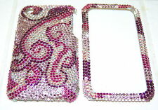 CUSTOM DESIGN SWAROVSKI CRYSTAL FOR IPHONE 3GS (VERY UNIQUE 1 OF A KIND)