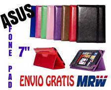 """FUNDA  ASUS FONE PAD  7"""" - MEDIDA ESPECIAL - 8 COLORES - UNIVERSAL"""