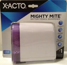 X-Acto Mighty Mite Battery Pencil Sharpener