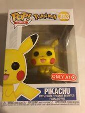 Funko Pop Pikachu #353 Pokemon Exclusive Brand New