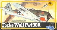 MPC 1:72 Focke Wulf Fw-190 A German WWII Fighter Plastic Model Kit #1-4001