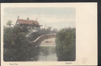 Wales Postcard - Roath Park, Cardiff    RS4074