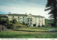 ROYAL VICTORIA HOTEL, LLANBERIS, NORTH WALES POSTCARD - UNUSED