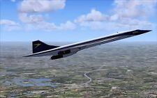 Boac Concorde 6x4 Print