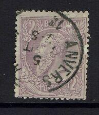 Belgium SC# 59, Used - Lot 103016