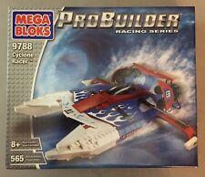 Mega Bloks Probuilder Racing Series Cyclone Racer Speed Boat Set 9788 Brand New