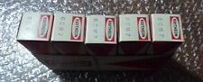 raytheon Vacuum  Radio Tubes  6CM7  5 PIECES new old stock