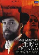 Rufus Wainwright - DVD - Prima Donna - DOCUMENTARY OPERA - RARE REGION FREE