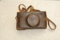 Leica Leitz Screw Mount Camera case Original Case 3/8 inch Screw