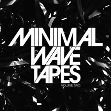 The Minimal Wave Tapes Volume 2 (2012) 14-trk CD NEW/SEALED Hard Corps