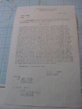 ORIGINAL WWII USAAF 23RD FIGHTER GROUP PRESIDENTIAL UNIT CITATION DOCUMENT
