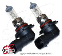 12V 42w H10 OEM Clear White 4300K Xenon Gas HID Foglight Light Bulb 2pcs (1pair)
